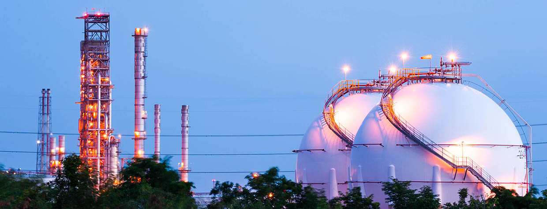 liquid natural gas facility