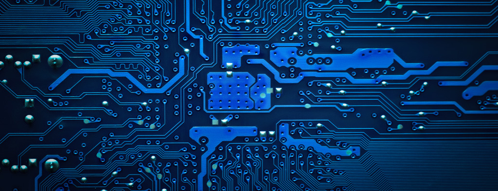 Circuitry closeup