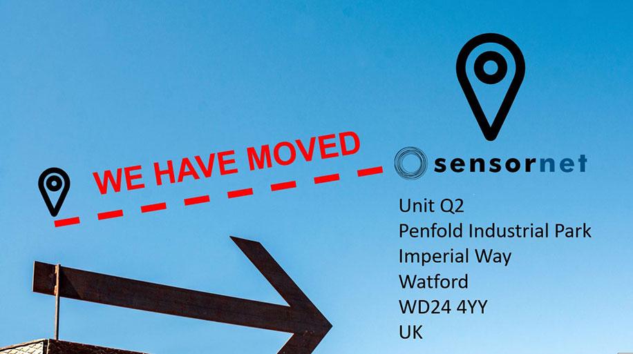 sensornet new location